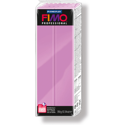 FIMO PROFESSIONAL Modelliermasse, lavendel, 350 g
