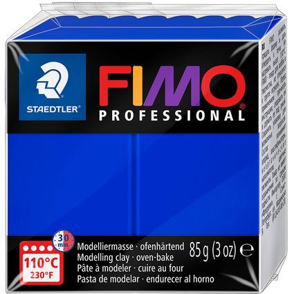 FIMO PROFESSIONAL Modelliermasse, ultramarin, 85 g
