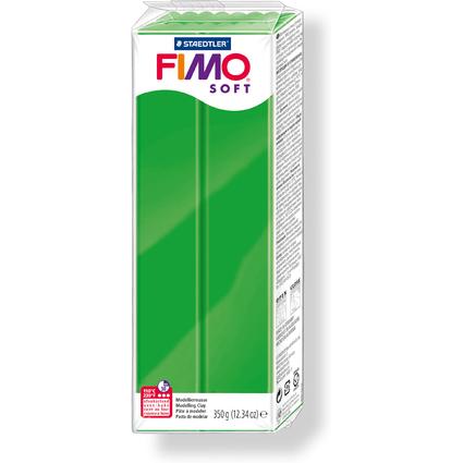 FIMO SOFT Modelliermasse, ofenhärtend, tropischgrün, 350 g