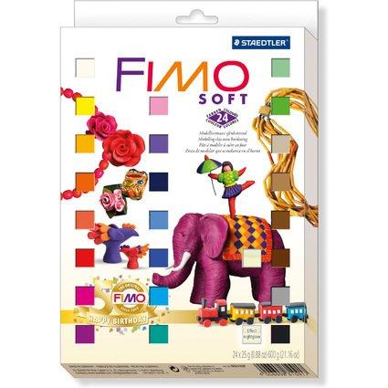 "FIMO SOFT Modelliermasse-Set ""Nostalgie"", Materialpack"