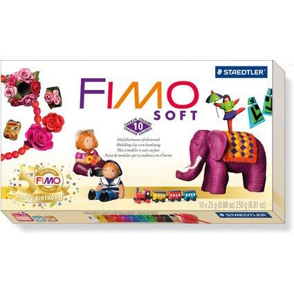 "FIMO SOFT Modelliermasse-Set ""Nostalgie"", Basis-Set"