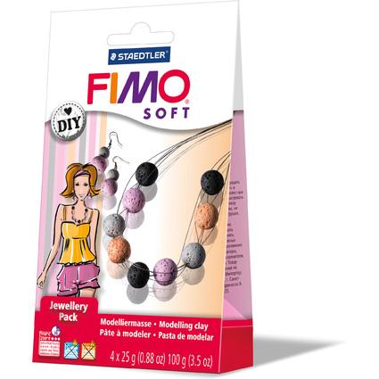 "FIMO SOFT Schmuck-Set ""Koralle"", ofenhärtend"