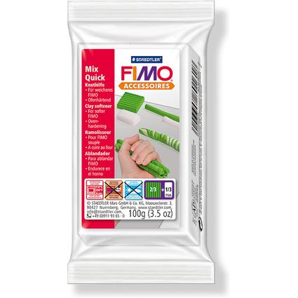 FIMO Knethilfe Mix Quick für Modelliermasse, farblos