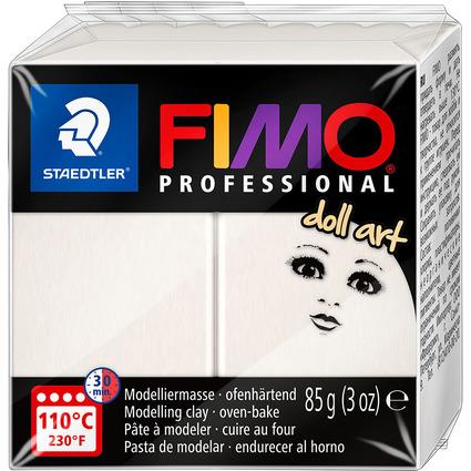 FIMO PROFESSIONAL Modelliermasse doll art, porzellan, 85 g