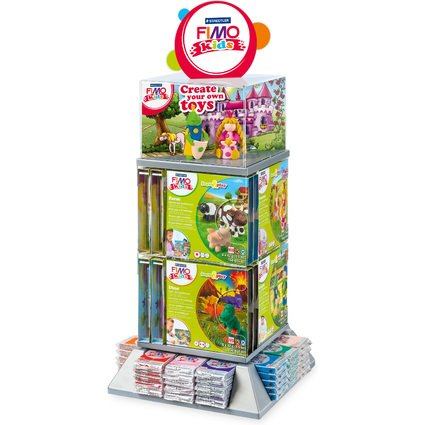 FIMO kids Modellier-Set Form & Play, Display