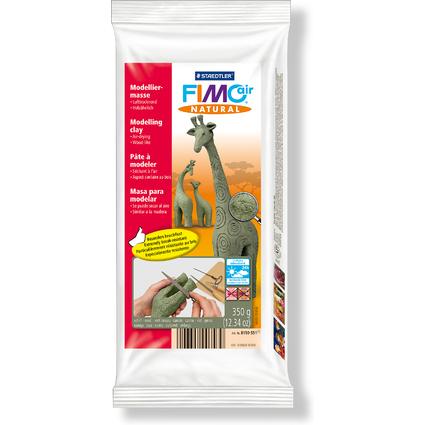 FIMO air NATURAL Modelliermasse, lufthärtend, schilf, 350 g