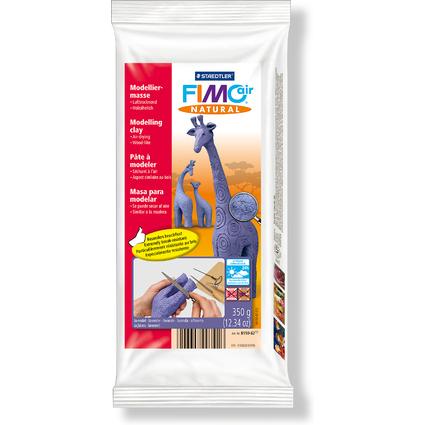 FIMO air NATURAL Modelliermasse, lufthärtend, lavendel, 350g