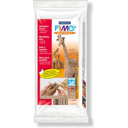 FIMO air NATURAL Modelliermasse, lufthärtend, sandstein,350g