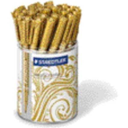 STAEDTLER Permanent-Marker Metallic, gold, 30er Display