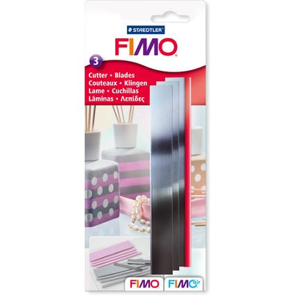 FIMO Cutter für Modelliermasse, inkl. 2 Nachfüllklingen