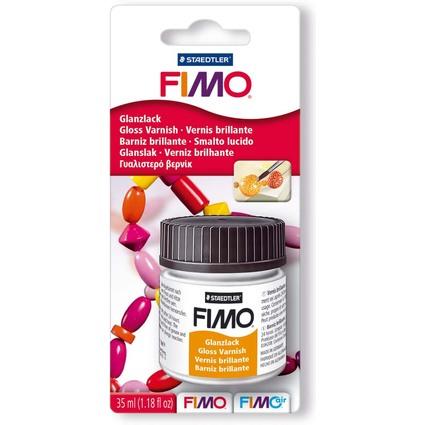 FIMO Glanzlack, 35 ml im Glas