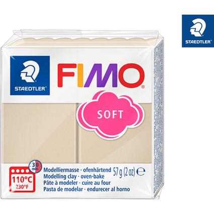 FIMO air LIGHT Modelliermasse, lufthärtend, weiß, 500 g