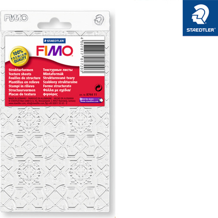 """FIMO Strukturform """"Wiese"""", 150 x 168 mm"""