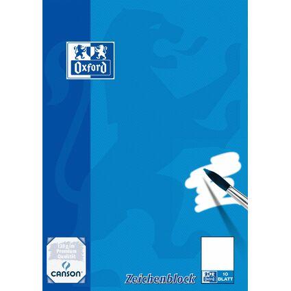 CANSON Zeichenblock, DIN A4, blanko, 120 g/qm