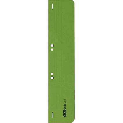 ELBA Ösenschmalhefter DIN A4 Manilakarton, 250 g/qm, grün