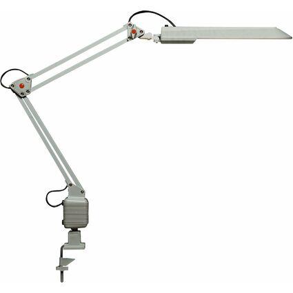 UNiLUX Energiespar-Tischleuchte MAMBO, grau