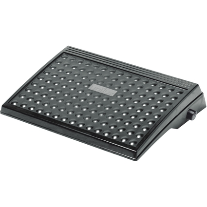 UNiLUX Fußstütze BIO, höhenverstellbar, Farbe: schwarz