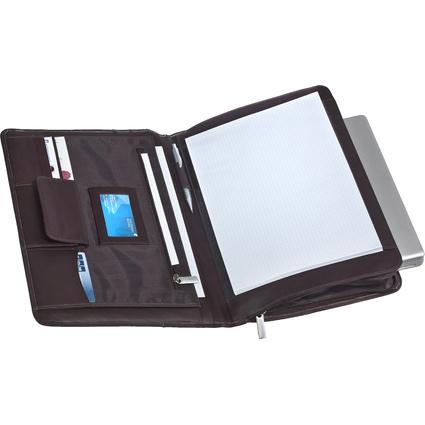 PIERRE by ELBA Urban Line Schreibmappe mit Tabletfach