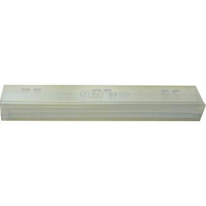 ELBA Pendelsichtleiste, 10 cm lang, transparent