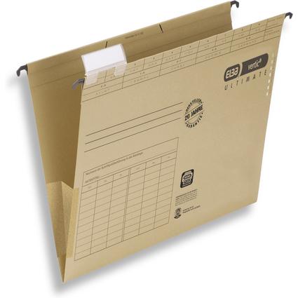 ELBA Hängetasche vertic ULTIMATE, DIN A4, 10er Multipack