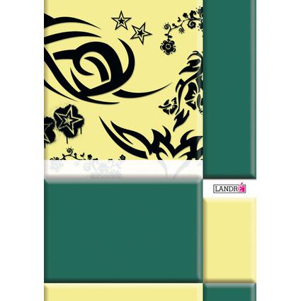 LANDRÉ Schulheft DIN A4, Lineatur 37 / liniert, 16 Blatt