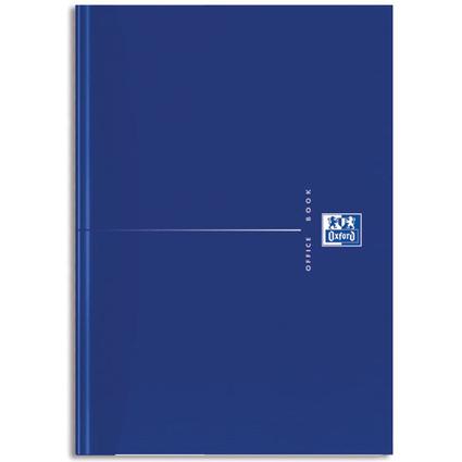 "Oxford Notizbuch ""Original Blue"" - gebunden, DIN A5, kariert"