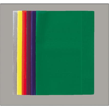 LANDRÉ Heftschoner DIN A5, farblos-transparent, aus PP