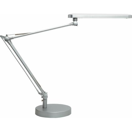 unilux LED-Tischleuchte MAMBO, Farbe: grau
