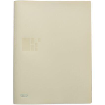 """ELBA Sichtbuch """"ELBA for Business"""", 40 Hüllen, DIN A4, beige"""
