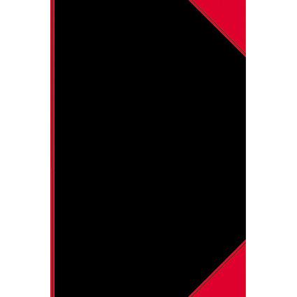 LANDRÉ China-Kladde DIN A4, 96 Blatt, 60 g/qm, liniert