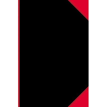 LANDRÉ China-Kladde DIN A6, 96 Blatt, 60 g/qm, blanko