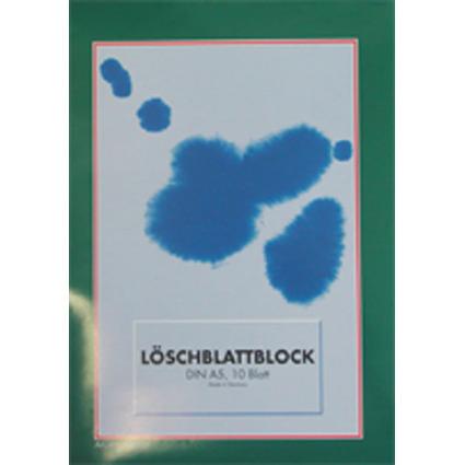 LANDRÉ Löschpapierblock DIN A5, 70 g/qm, gelb