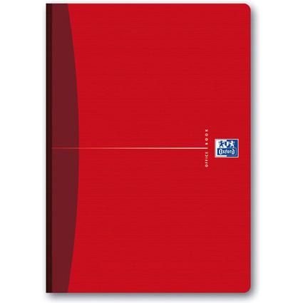 Oxford Office Buch - broschiert, DIN A4, 96 Blatt, kariert
