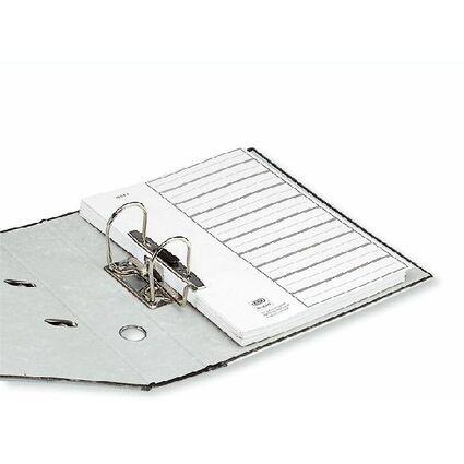 ELBA Deckblatt mit Gliederungsaufdruck, 160 g/qm, chamois