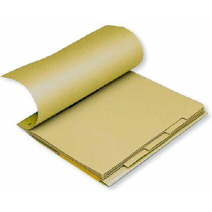 ELBA Mehrfach-Pendelhefter, DIN A4, Natronkarton, 320 g/qm