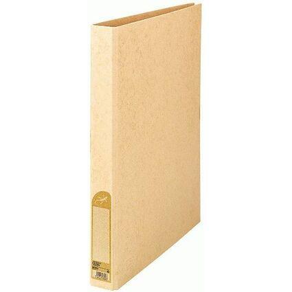"ELBA Ringbuch ""Touareg"", DIN A4, beige, 2-Ring"