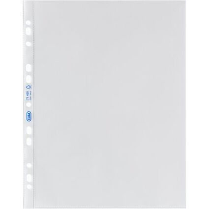 ELBA Prospekthülle Standard, DIN A4, PP, 0,09 mm, genarbt