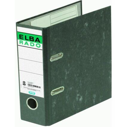 ELBA Ordner rado - DIN A5 hoch, Rückenbreite: 75 mm, schwarz
