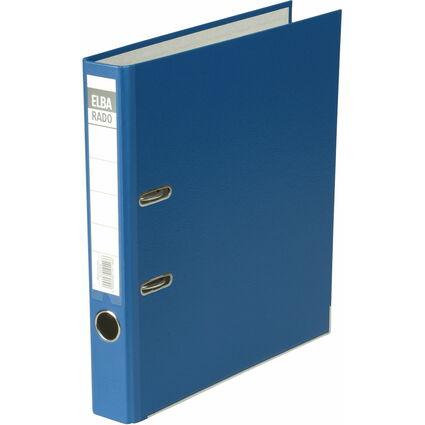 ELBA Ordner rado brillant, Rückenbreite: 50 mm, blau