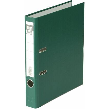 ELBA Ordner rado brillant, Rückenbreite: 50 mm, grün
