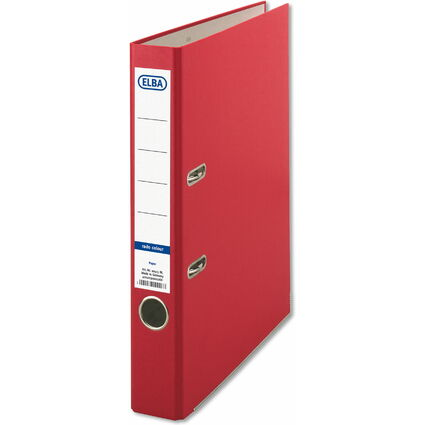 ELBA Ordner smart Original*, Rückenbreite: 50 mm, rot