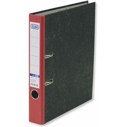 ELBA Ordner smart Original, Rückenbreite: 50 mm, rot