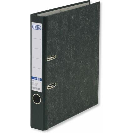 ELBA Ordner smart Original, Rückenbreite: 50 mm, schwarz