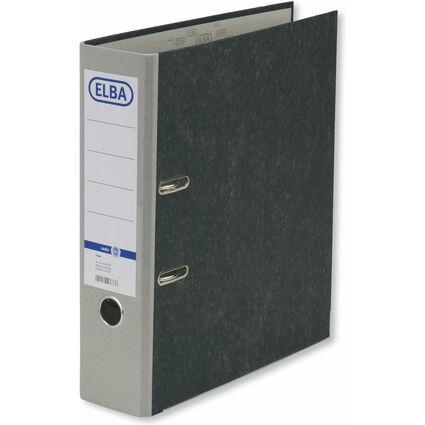 ELBA Ordner smart Original, Rückenbreite: 80 mm, grau