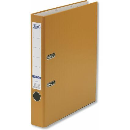 ELBA Ordner smart Pro PP/Papier, Rückenbreite: 50 mm, orange