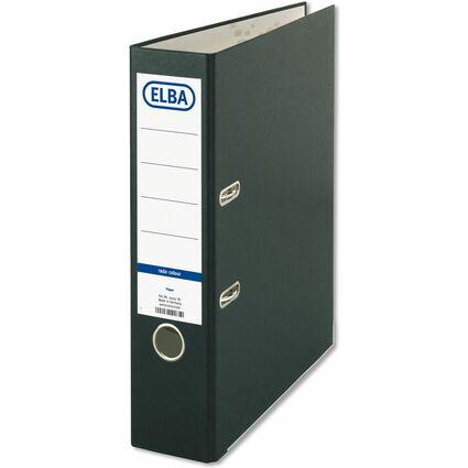 ELBA Ordner smart Original*, Rückenbreite 80 mm, schwarz