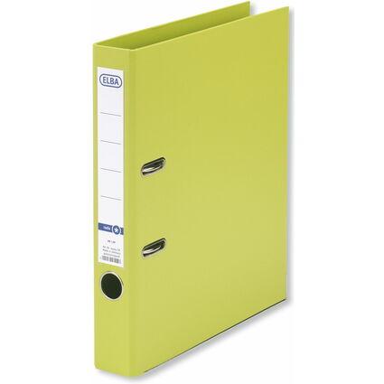 ELBA Ordner rado smart Pro+, Rückenbreite: 50 mm, hellgrün