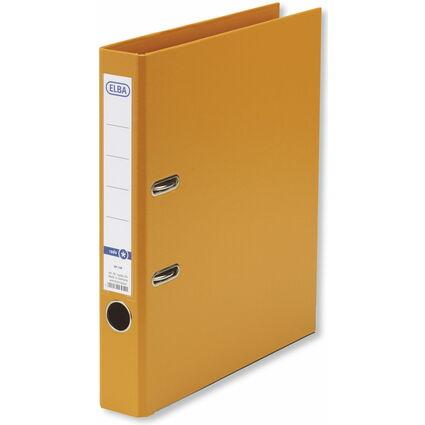 ELBA Ordner rado smart Pro+, Rückenbreite: 50 mm, orange