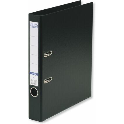 ELBA Ordner rado smart Pro+, Rückenbreite: 50 mm, schwarz