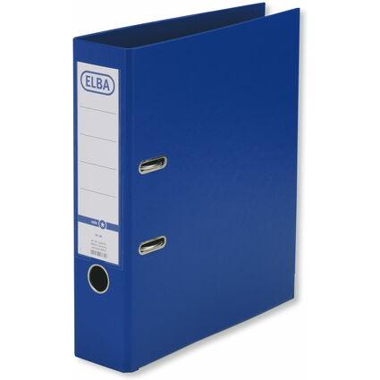 ELBA Ordner rado smart Pro+, Rückenbreite: 80 mm, blau